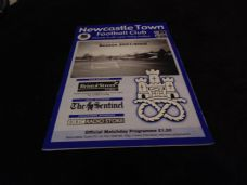 Newcastle Town v Glossop North End, 2001/02
